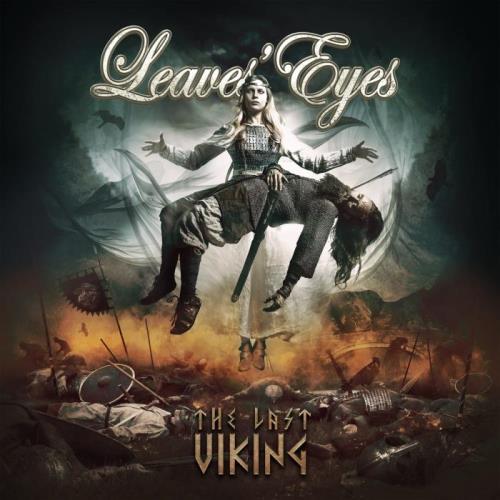 Leaves' Eyes — The Last Viking [2CD] (2020) FLAC