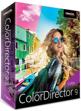 CyberLink ColorDirector Ultra 9.0.2505.0 + Rus