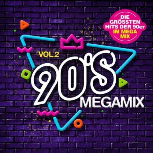 I Love This Sound! — 90s Megamix Vol. 2 (2020)