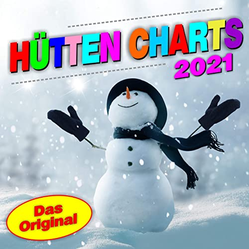 Huetten Charts 2021 Das Original (2020)