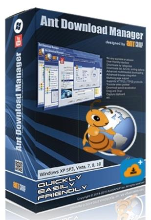 Ant Download Manager Pro 2.1.1 Build 76117 Final