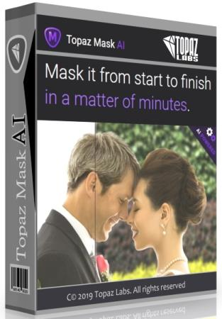 Topaz Mask AI 1.3.9 RePack & Portable by TryRooM