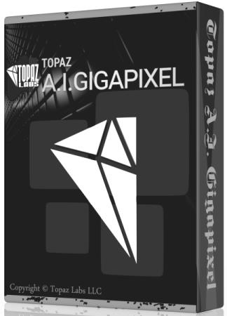 Topaz Gigapixel AI 5.4.5 RePack & Portable by TryRooM