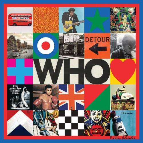 The Who — WHO (Deluxe & Live At Kingston) (2020)