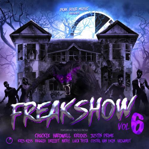 Freakshow Vol 6 (2020)
