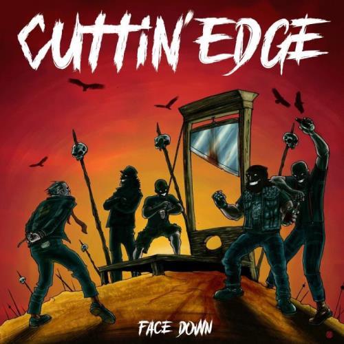Cuttin' Edge — Face Down (2020)