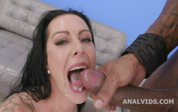 Balls Deep, Texas Patty Vs Dyan Brown, Wild Balls Deep Anal Action and Cum in Mouth GIO1630
