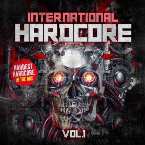 International Hardcore Vol 1: Hardest Hardcore In The Mix (2020)