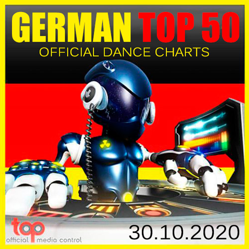 German Top 50 Official Dance Charts 30.10.2020 (2020)