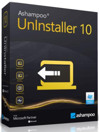 Ashampoo UnInstaller 10.00.13 DC 12.05.2021