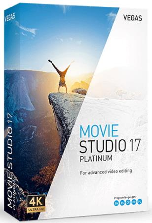MAGIX VEGAS Movie Studio Platinum 17.0 Build 204