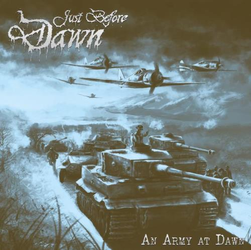 Just Before Dawn - An Army at Dawn (2020) FLAC