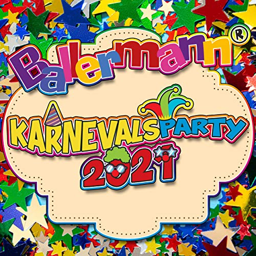 Ballermann Karnevalsparty 2021 (2020)