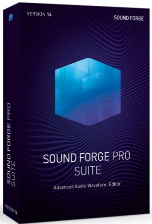 MAGIX Sound Forge Pro Suite 14.0 Build 130 + Rus