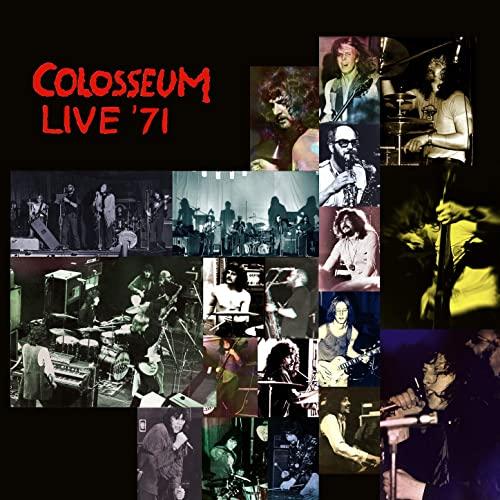 Colosseum — Live '71 (2020)
