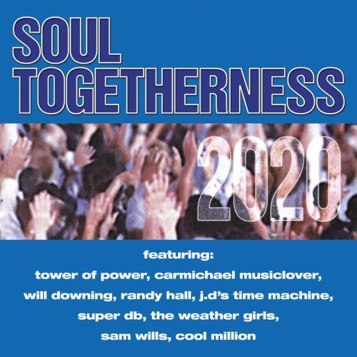 Expansion Records — Soul Togetherness 2020 (2020)