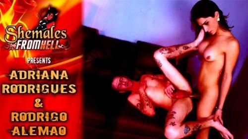 Adriana Rodrigues and Rodrigo Alemao - Adriana Rodrigues and Rodrigo Alemao (HD)