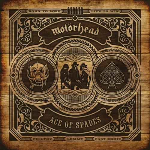 Motoerhead  — Ace Of Spades (40th Anniversary Edition) (2020)