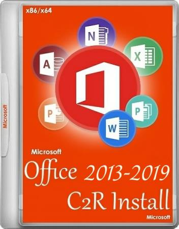Office 2013-2019 C2R Install / Lite 7.08 Portable