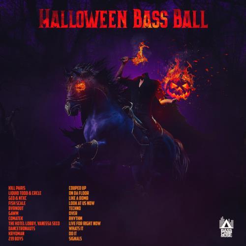 Halloween Bass Ball (2020)