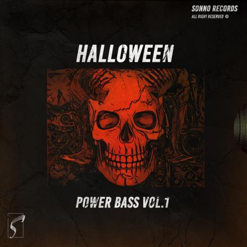 Halloween Power Bass Vol 1 (2020)