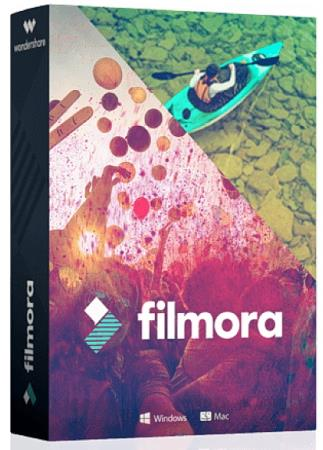 Wondershare Filmora X 10.0.2.1 + Effects Packs