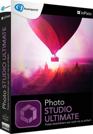 InPixio Photo Studio Ultimate 10.05.0 RUS Portable by conservator