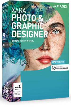 Xara Photo & Graphic Designer 18.0.0.61670