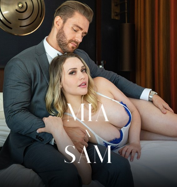 Mia Malkova - New Scene With Sam Shock 1080p