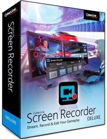 CyberLink Screen Recorder Deluxe 4.2.6.13448 + Rus
