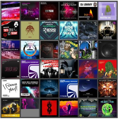 Electronic, Rap, Indie, R&B & Dance Music Collection Pack (2020-11-03)