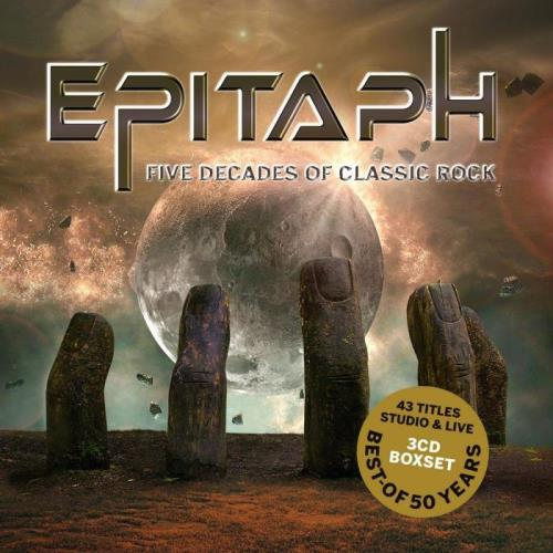 Epitaph — Five Decades Of Classic Rock [3CD] (2020) FLAC