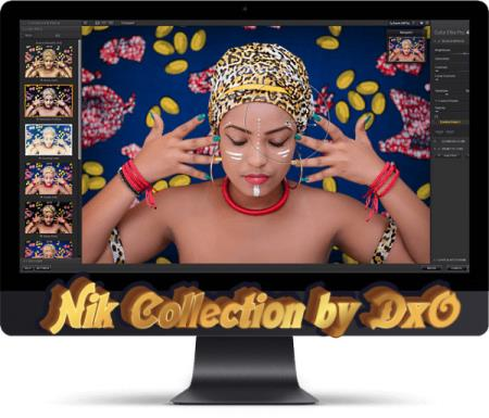 Nik Collection by DxO 4.1.1.0