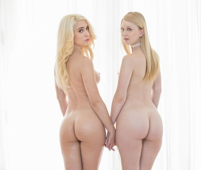 Lily Rader, Joseline Kelly - Me and My Best Friend [Blacked / FullHD 1080p]