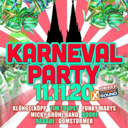 Karnevalsparty 11.11.2020 (2020)
