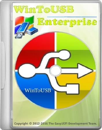WinToUSB 6.0 Release 2 Professional / Enterprise / Technician