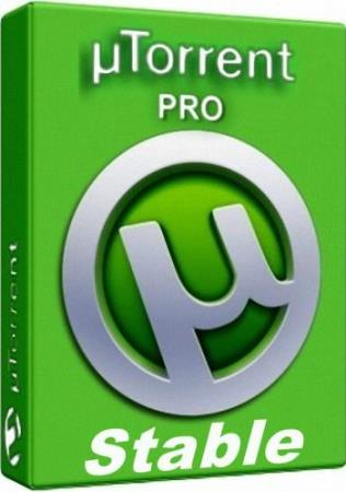µTorrentPro 3.5.5 Build 45988 Stable RePack/Portable by Diakov