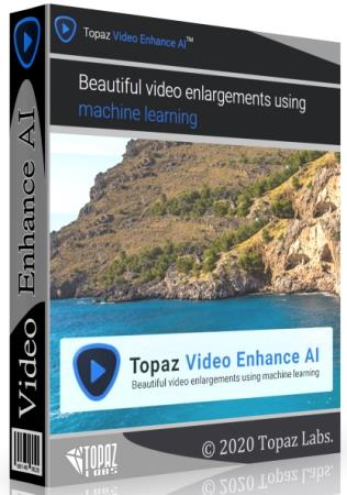 Topaz Video Enhance AI 1.8.1 RePack & Portable by TryRooM