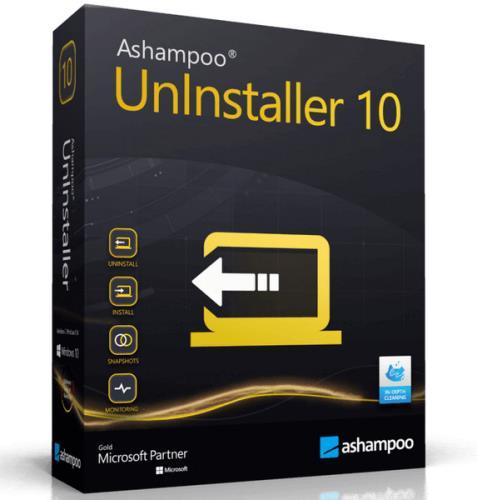Ashampoo UnInstaller 10.00.12 Final Portable