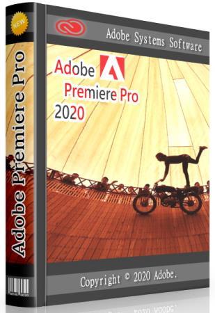 Adobe Premiere Pro 2020 14.5.0.51 RePack by PooShock