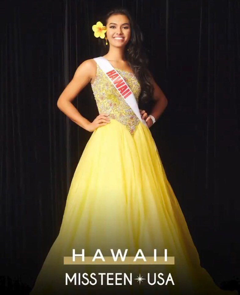 hawaii vence miss teen usa 2020. Am4c456j