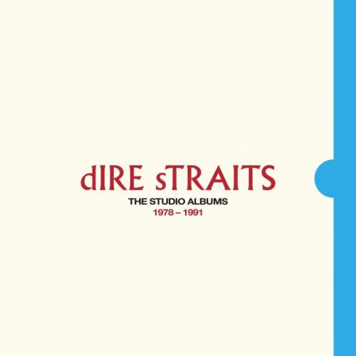 Dire Straits — The Studio Albums 1978-1991 [6CD] (2020) FLAC