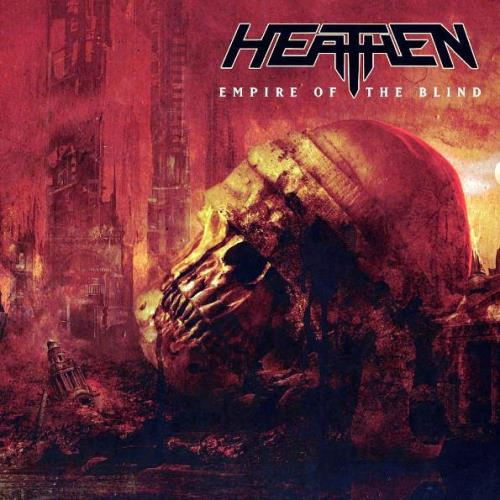 Heathen — Empire of the Blind (2020) FLAC