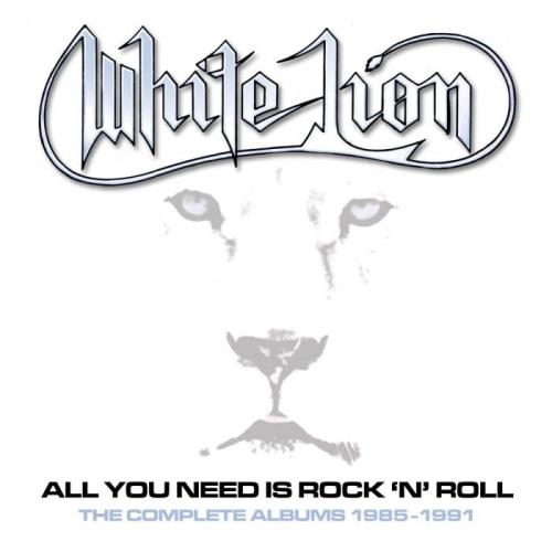 White Lion — All You Need Is Rock 'n' Roll  The Complete Albums 1985-1991 (2020) FLAC