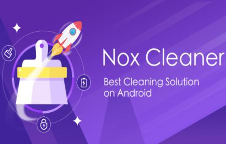 Nox Cleaner - Booster, Optimizer, Cache Cleaner 3.2.6 (Android)