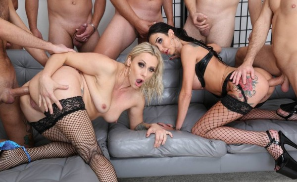 Milfs, Roses 2, Brittany Bardot, Laura Fiorentino Balls Deep Anal, DAP, ATM, Anal Fisting, Gapes, Buttrose GIO1629 1080p