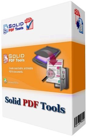 Solid PDF Tools 10.1.11102.4312