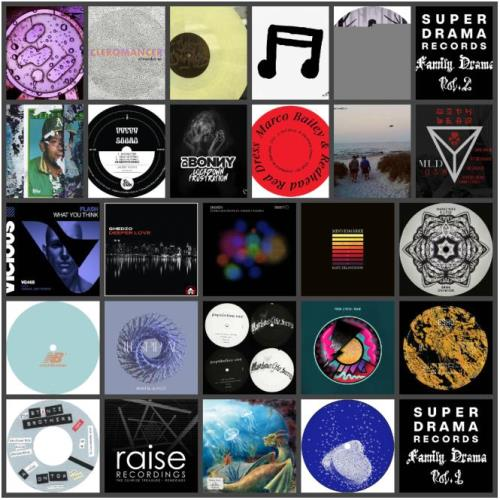 Electronic, Rap, Indie, R&B & Dance Music Collection Pack (2020-11-09)