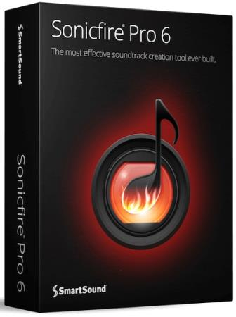 SmartSound SonicFire Pro 6.5.4