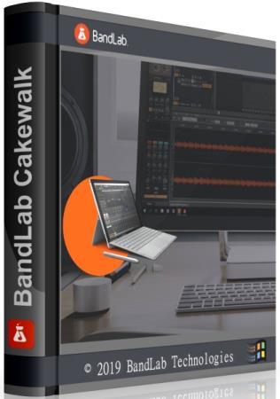 BandLab Cakewalk 27.01.0.085